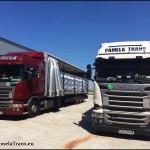 trucks of pamela